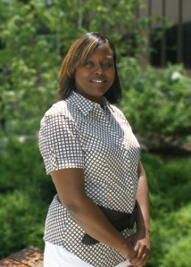 Diversity Champion Stacey Jackson